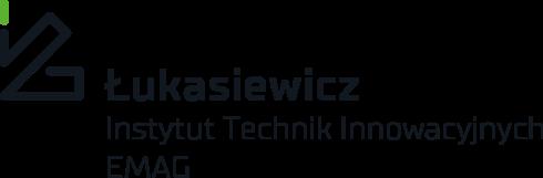Logotyp Instytutu Łukasiewicz